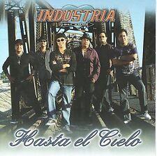 New: Industria Del Amor: Hasta El Cielo  Audio CD