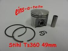 Kolben passend für Stihl TS360 49mm NEU Top Qualität