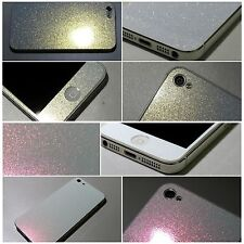 STARDUST Effect Luxury FULL BODY Vinyl Sticker Skin Decal for iPhone 5S 5 4 4S