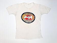 Vintage Original Led Zeppelin KNEBWORTH Tour Concert Shirt 1979 Pin & Programme
