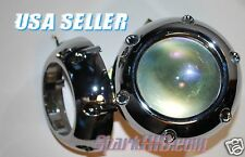BMW M5 5 Series Xenon TSX E55 TL HID Projector Shrouds NEW! NICE retro fit HELLA