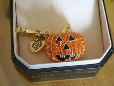 Juicy Couture Ltd Ed Pumpkin Charm 2011 BNIB