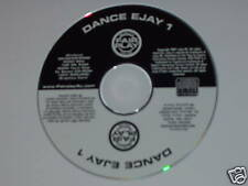 DANCE EJAY 1 MUSIC PC CD-ROM brand new disk UK WINDOWS XP/ME/2000