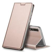 Handy Hülle Huawei P20 Pro Book Case Schutzhülle Tasche Slim Flip Cover