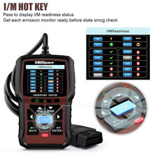Automotive OBD2 EOBD Diagnostic Scanner Tool Car Engine Fault Code Reader OS5100
