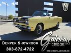 1969 Plymouth Road Runner Convertible Yellow 1969 Plymouth Road Runner  V-8 Small Block 383cid F.I. 3 Speed Automatic