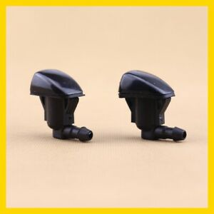 NEW 2 Kits Windshield Washer Nozzle Front Left/Right Fits TOYOTA CAMRY 2002-2006