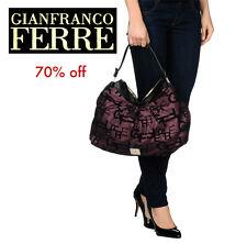 GianFranco Ferre Luxury Hobo Handbag. BNWT