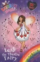 Rainbow magic: Leah the Theatre Fairy by Daisy Meadows (Paperback) Amazing Value