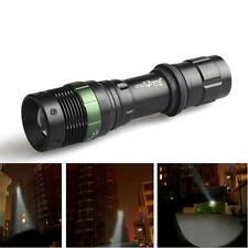 5PCS 6000LM 3-Modes CREE XML T6 LED Rechargeable 18650 Flashlight Torch Lamp HOT