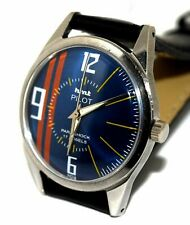 "REFURBISED - HMT PILOT - HAND-WINDING - ""AG076"" - WATCH - (24 MONTHS GUARANTEED)"