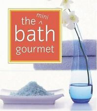 Mini Bath Gourmet Kit (Running Press Mega Mini Kits) Paperback NIB