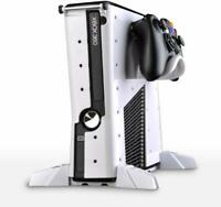 Xbox 360 - Base Model Vaults Weiss Konsolenhlle fr Xbox 360 Slim