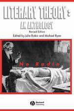 Literary Theory: An Anthology (Blackwell Anthologies)-ExLibrary