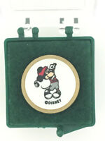 Vintage Mickey Mouse Golf Push Pin Walt Disney World