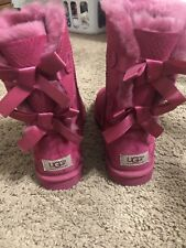 Womens UGGs Short Boots Size 7
