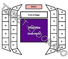 RAGE AGAINST THE MACHINE Wien Stehplatz Stehplätze Tickets Karten 12.09.2020
