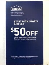 lowes coupons 50 off $500 purchase, expire 9/18/2018