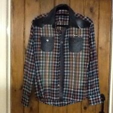 Men's checked shirt by Pazzo