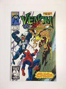 VENOM LETHAL PROTECTOR #4 Marvel Comics Key 1st Scream Appearance Cover