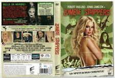 robert englund jenna jameson in jay lee 's ZOMBIE STRIPPERS dvd IT EN FR ES 2008