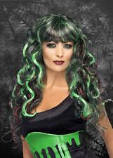 Ladies Curly Sexy Frankenstein Wig