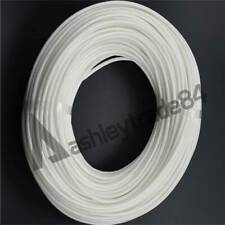 600°C Glass Fiber High Temperature Electrical Insulation Tube Sleeving New