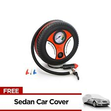 260PSI Auto Car Electric Tire Inflator with Sedan Car Cover