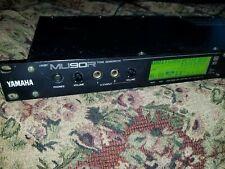 Yamaha MU90R Sound Module (64 voice, 32 part multitimbral)