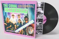 The Coral - Move a Través de La Amanecer Nuevo LP
