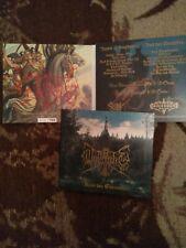 WOLFNACHT-zeit der cherusker/dawn of heathens-CD-black metal