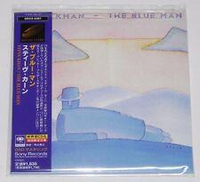 STEVE KHAN / The Blue Man JAPAN CD Mini LP w/OBI SRCS-9387 - Master Sound -