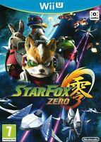 Star Fox Zero (Nintendo Wii U) - MINT - Super FAST First Class Delivery FREE