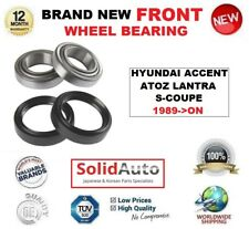 für Hyundai Accent ATOZ LANTRA PONY S Coupe 1989- > auf Vorderseite Radlager