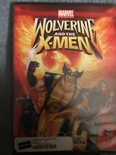 Wolverine & The Xmen Vol 5 DVD