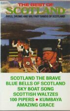 THE BEST OF  SCOTLAND  / CASSETTE  .CT6