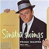 Frank Sinatra, Sinatra Swings CD | 5050457118426 | New
