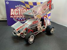 Action Kevin Huntley Peterbilt 1998 Sprint Car 1/18 Diecast 1/4008