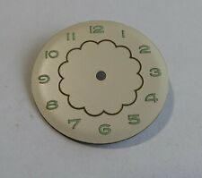 Watchmaking Dial Watch Curved Grey Diameter 1 1/8in Cal. Christian 101/2 256