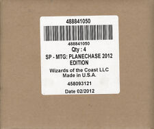 2012 Magic the Gathering Planechase Game Pack Box - Spanish Edition