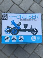 Cardiff Skate Co. Adult Large Cardiff Cruiser Skates Blue New in Box