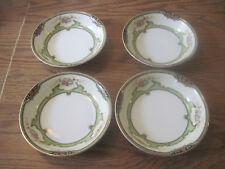 """Noritake China FLOREAL 76839   5-1/4"""" Fruit Bowls Set of 4"""