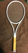 DUNLOP McENROE CERAMIC PLUS VINTAGE TENNIS RACKET GREAT CONDITION GRIP 4 1/4