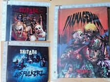 RARE SKITARG  CDs SLAYER KREATOR IMMORTAL DEATH METALLICA POGO ROCKSO IT JOKER