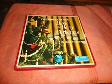 The Organ Plays Music For A Merry Christmas  Reader's Digest – RDA 42-A) G+