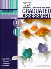Graduated Assessment. OCR GCSE Mathematics. Stages 9 and 10,