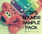Toys Sounds Sample Pack /// Ableton / Cubase / FL Studio / MPC