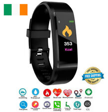 Smart Watch Fitness Tracker Fitbit Bluetooth Step Caolorie Sport Android iPhone