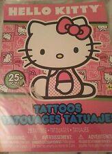 Hello Kitty Tattoos.