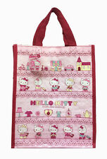 Sanrio Hello Kitty Tote Plastic Shopping Bag